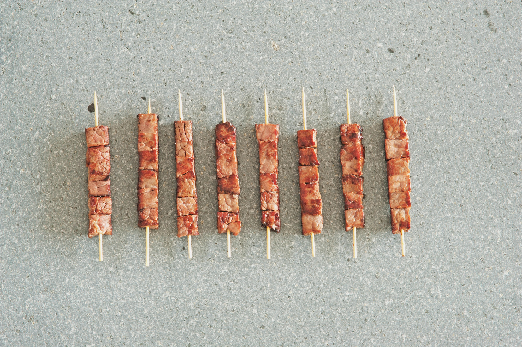 Skewers for everyone´s taste