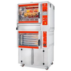 CB² COOKING BLOCK - LEONARDO 600/6 + FCE-UM PR9 industry 4.0
