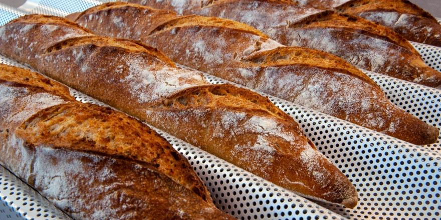 Brot mit 5 Getreide